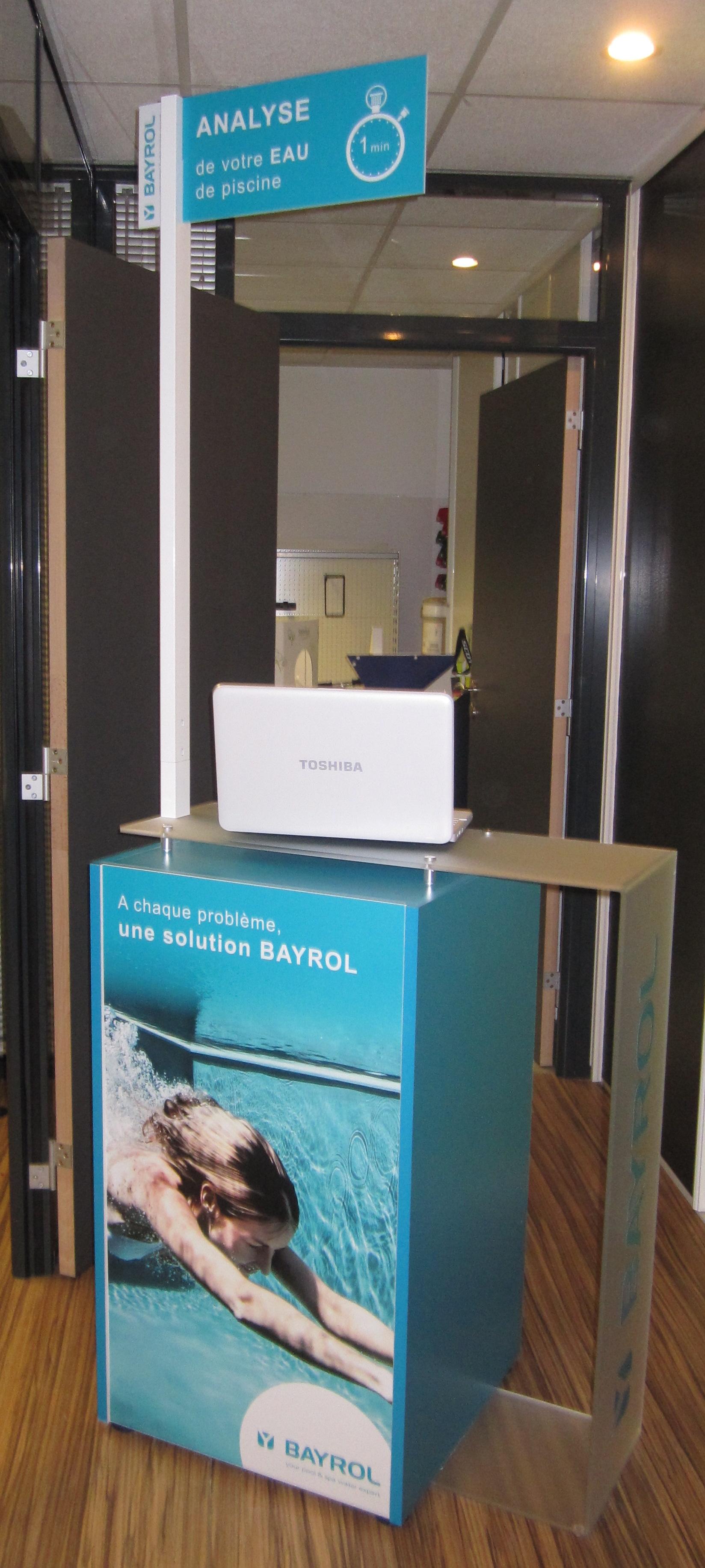 bayrol display
